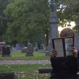 Pic 1: In the Graveyard